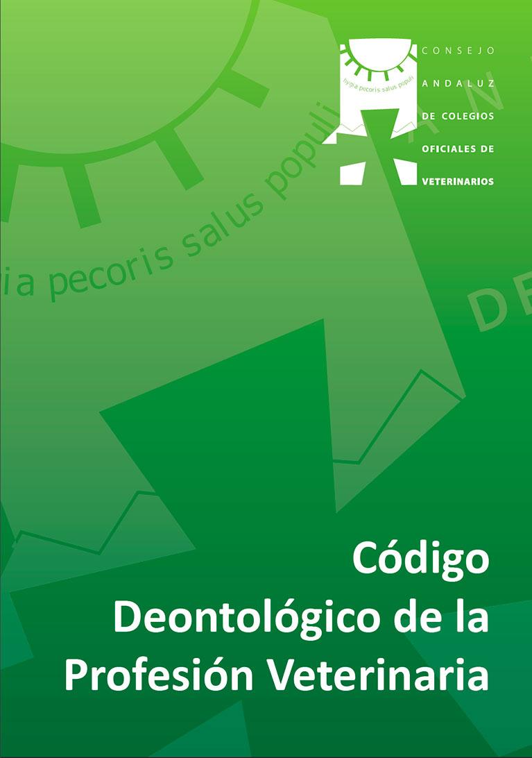 Código deontológico Veterinarios